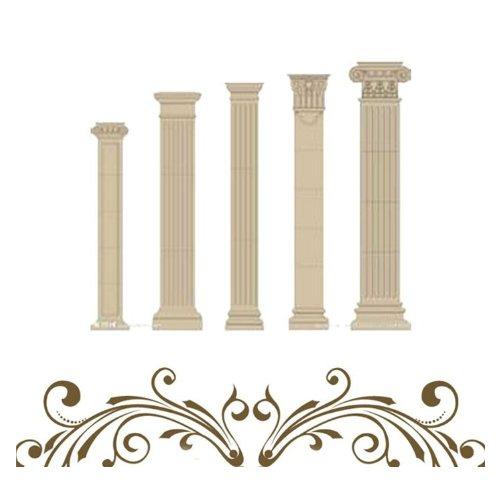 罗马柱批发 罗马柱供应商 恒屹建材 潮汕罗马柱批发