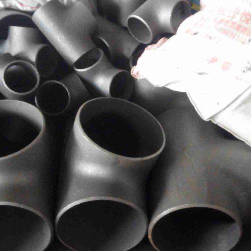 碳钢热压三通生产 钢制热压三通生产 斜式热压三通制造 晟拓