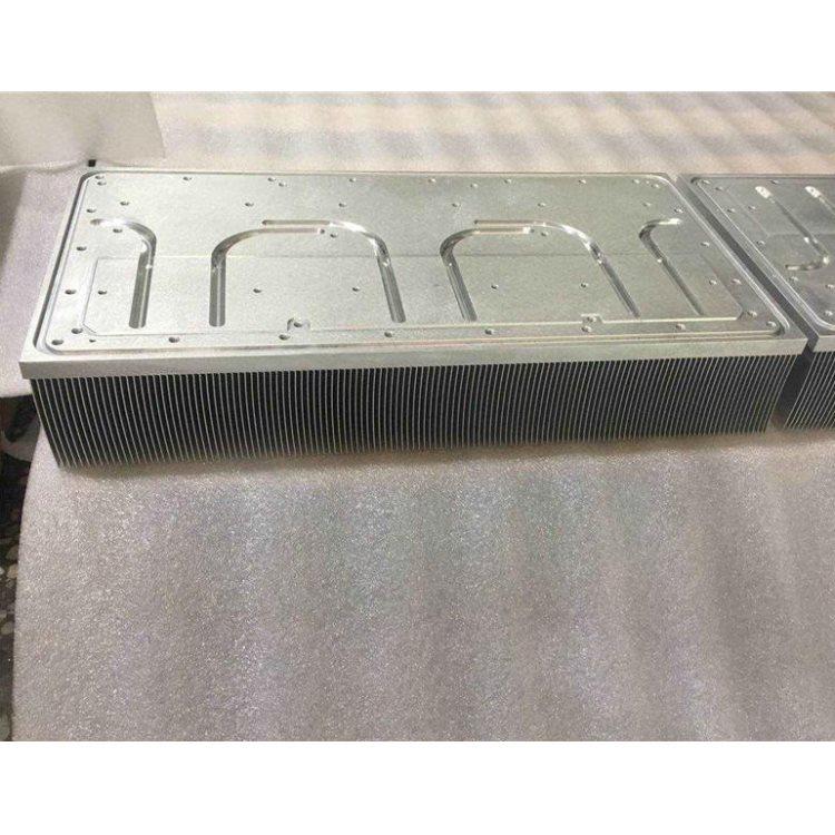 铝材散热器型号 LED散热器研发 智锵实业
