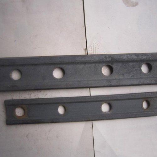 轨道鱼尾板批发 滏金金属制品 38kg鱼尾板批发商