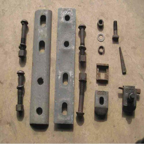 15kg道夹板批发商 滏金金属制品 轨道道夹板源头直销