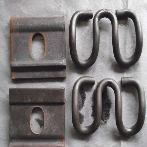 a型弹条批发商 铁轨弹条供应商 III型弹条源头供应 滏金金属制品