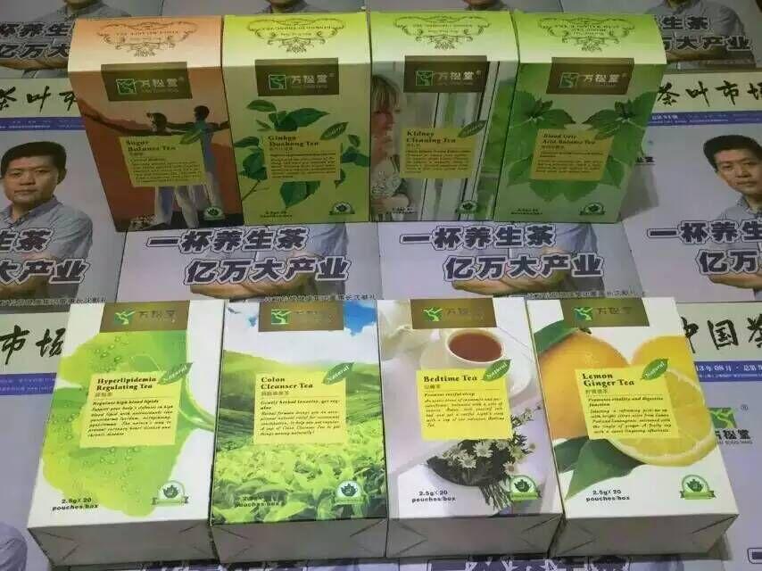 昆明保健袋泡茶价格 神农绛酸茶 全国均可发货