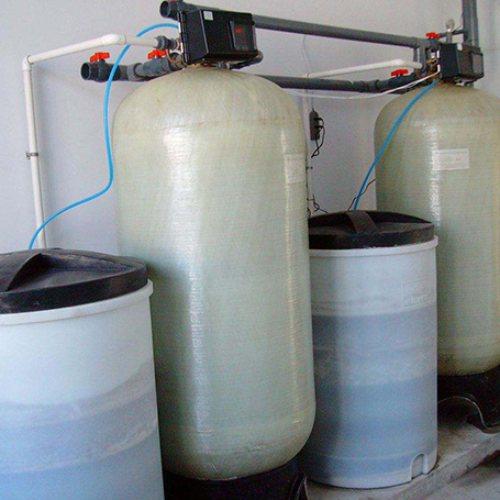 反渗透软化水设备维修 软化水设备价钱 合肥蓝化