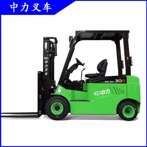 中力 源头直发3吨电动叉车 产地直销3吨电动叉车