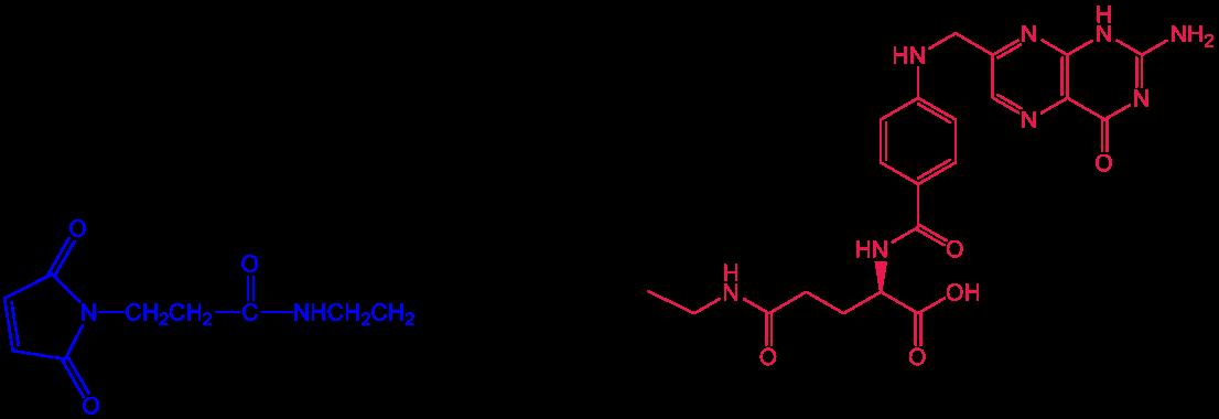 马来酰亚胺聚乙二醇叶酸 马来酰亚胺PEG叶酸 Mal-PEG-FA 靶向药物传递