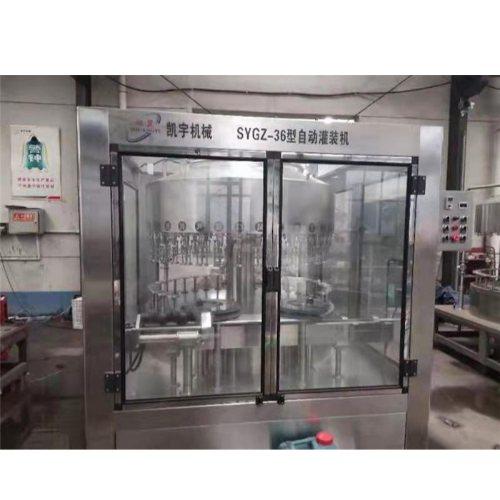 全自动饮料灌装机生产线 饮料灌装机生产线