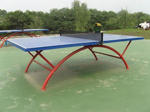 岳阳乒乓球台定制 SMC乒乓球台 工艺精良 性能优异