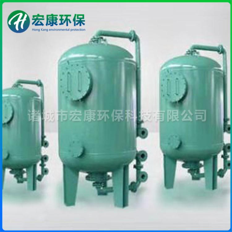 石英砂活性炭过滤设备 现货供应活性炭过滤器设备