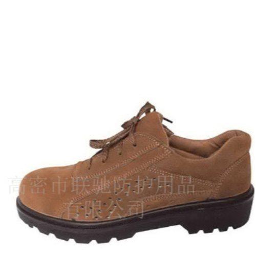 牛皮劳保鞋制造商 电工劳保鞋 联驰 绝缘劳保鞋生产