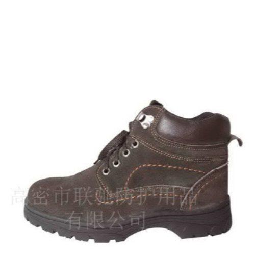 橡胶底劳保鞋供应商 工地劳保鞋功能 牛皮劳保鞋作用 联驰