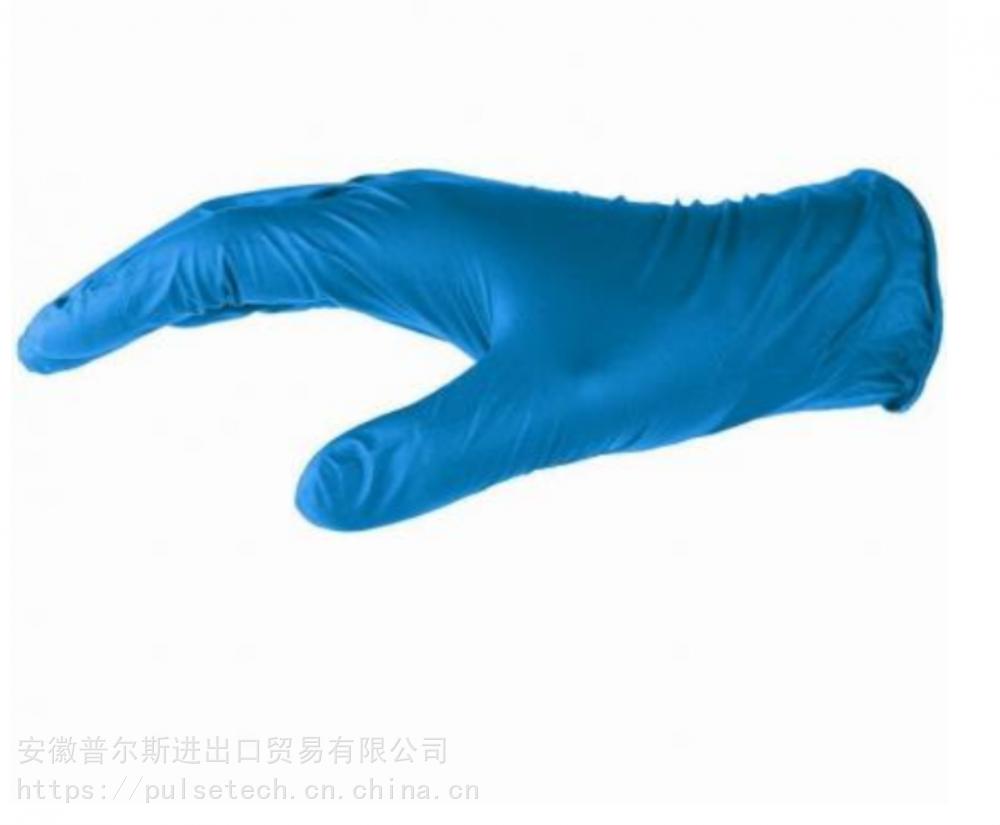 防病毒细菌手套德国原装进口一次性医用手套欧盟认证防护等级高