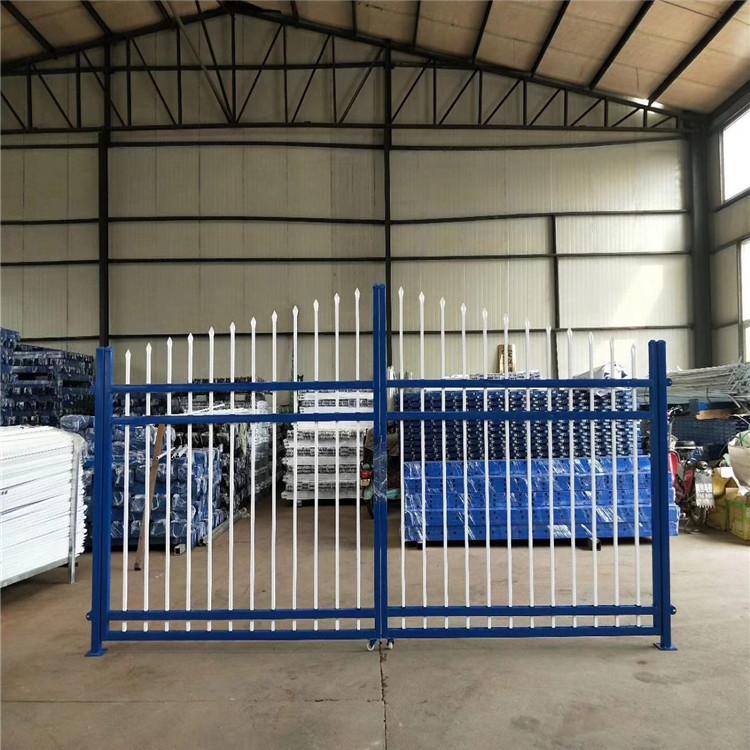 护栏式围墙 栏杆