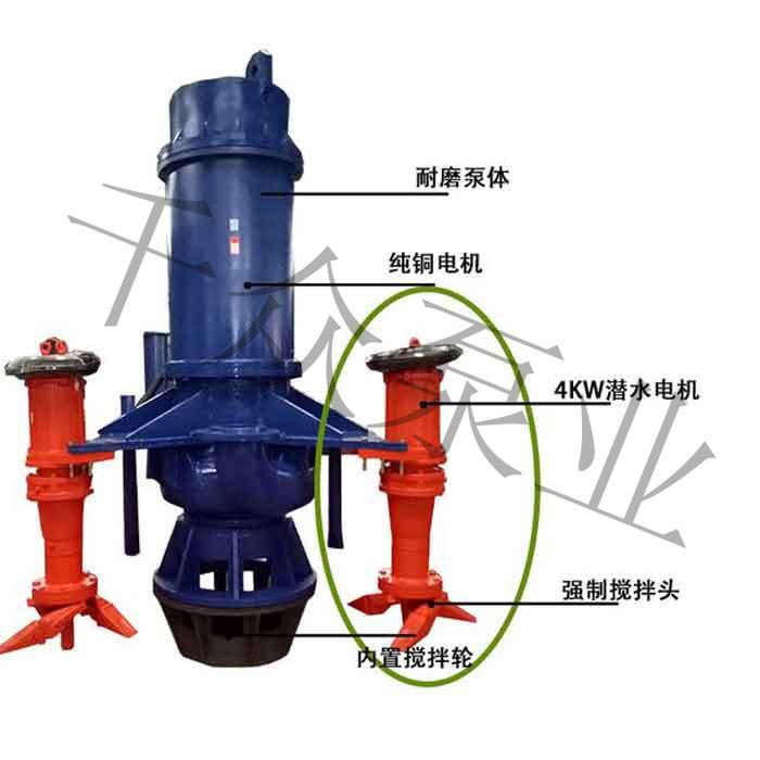 矿山渣浆泵型号 千众泵业 搅拌渣浆泵型号 清淤泥渣浆泵批发