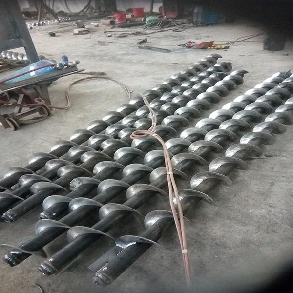 销售管型螺旋输送机图片 生产管型螺旋输送机型号 振源机械