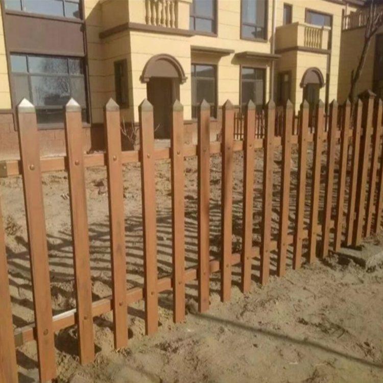 别墅热镀锌护栏销售  帝灿 热镀锌护栏质量