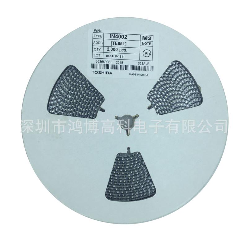 1N4002 M2 SMA DO-214AC貼片整流二極管