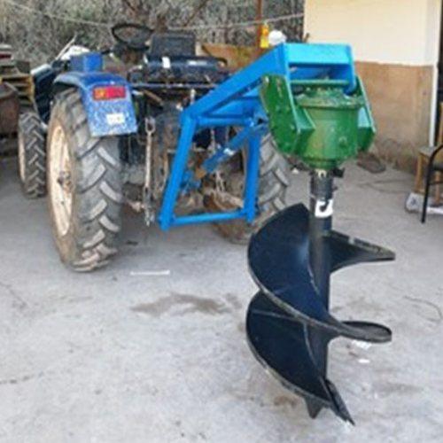 钻窝机价格 园林种植钻窝机 丰雷益