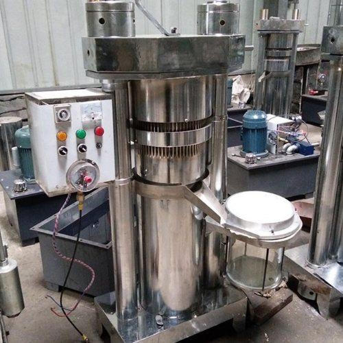 盛金机械 小型榨油机 车载榨油机厂家 大型榨油机