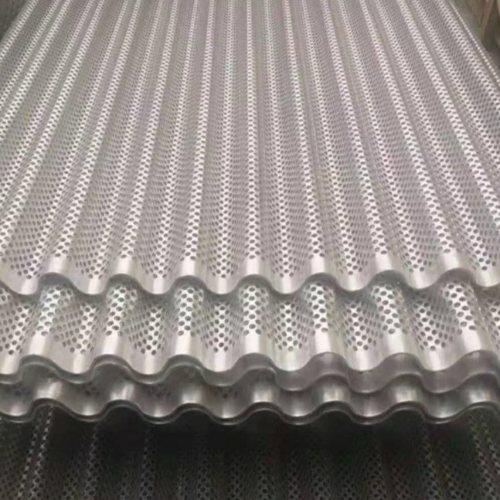 5754瓦楞铝板订购 企轩铝业 5052瓦楞铝板供应商
