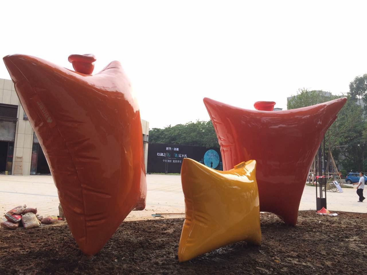 惠州玻璃钢雕塑定制 指定厂家