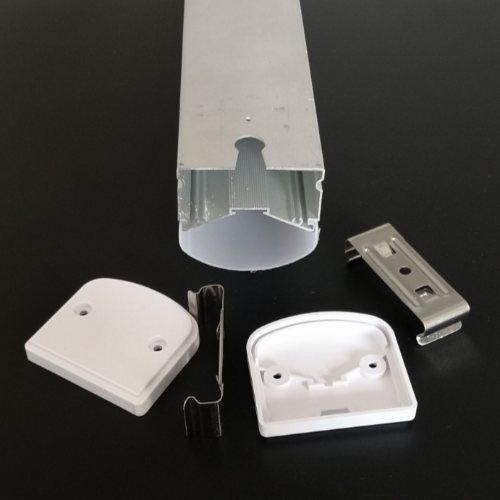 节能三防灯 一体式三防灯价钱 明眸照明 一体式三防灯工厂