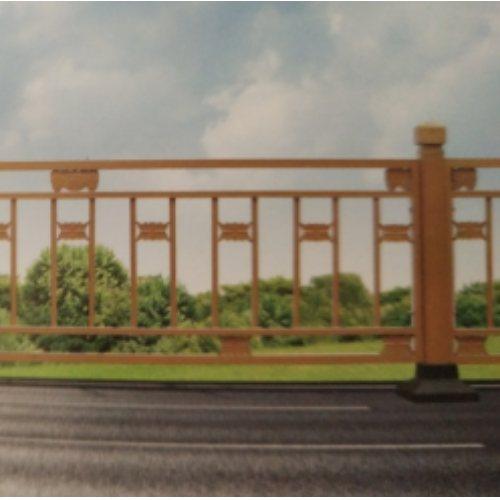至臻 蓝色交通护栏工程案例 佛山交通护栏
