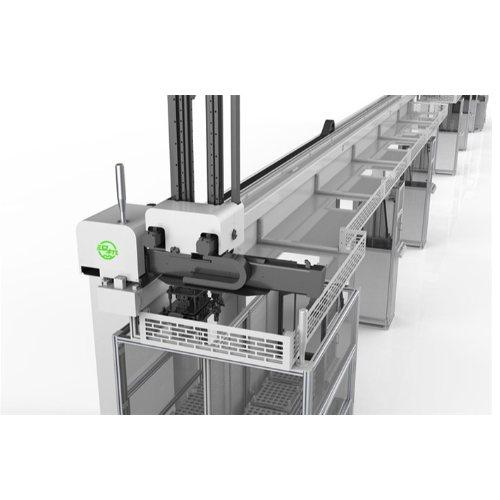 机床桁架机械手优点 车床桁架机械手定制 龙思达