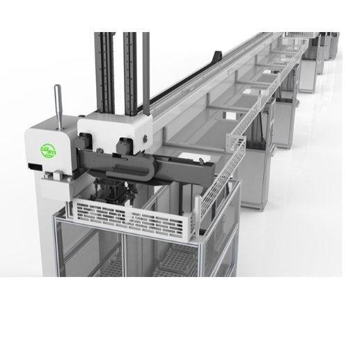 数控桁架机械手导轨 龙思达 机床桁架机械手定制