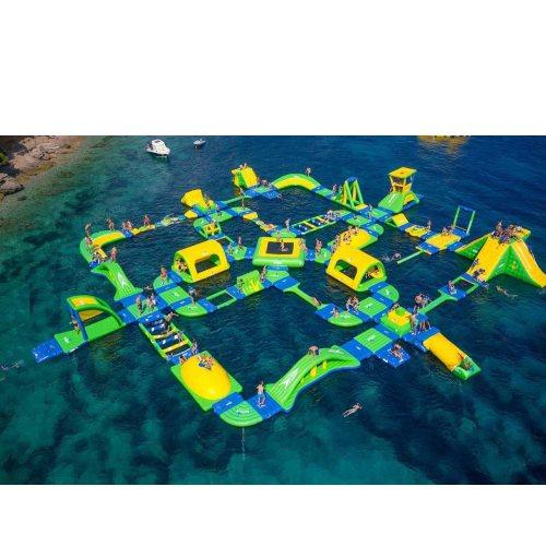 乐飞洋 玩水水上充气产品玩具 室外水上充气产品可定制