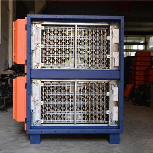 餐饮油烟净化器供应商 餐饮油烟净化器安装 净览暖通