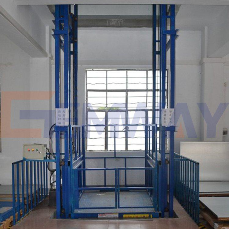 车间导轨货梯定制 车间导轨货梯好 钧迈机械
