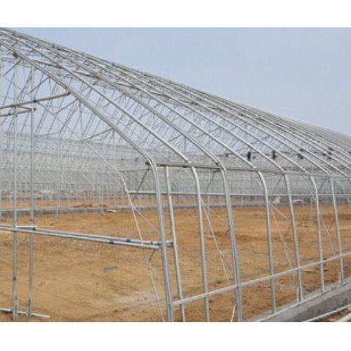 玻璃智能温室连栋大棚施工方案