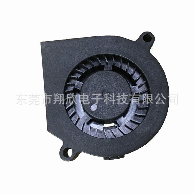 厂家直销 6015 鼓风机涡轮风扇 5v 12v 24v直流鼓风机  防水散热风扇