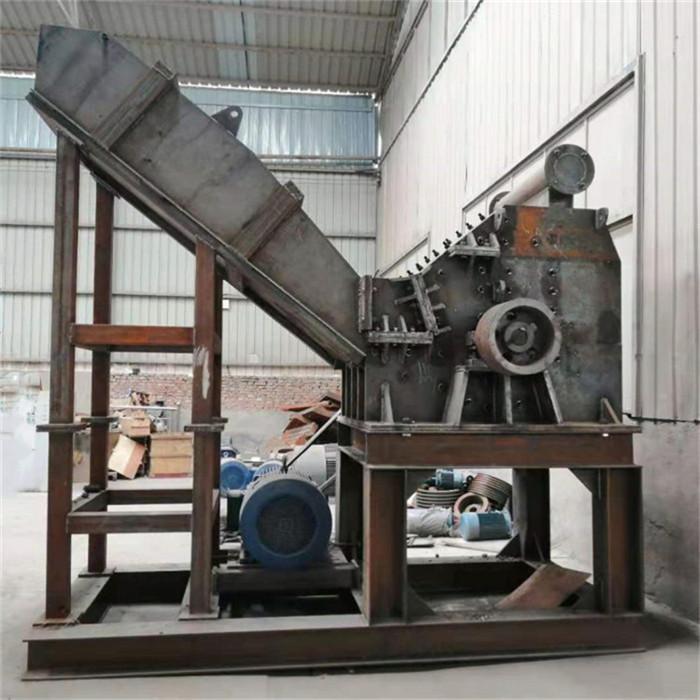 彩钢瓦破碎机金属回收 专业制造彩钢瓦破碎机直销 凯创