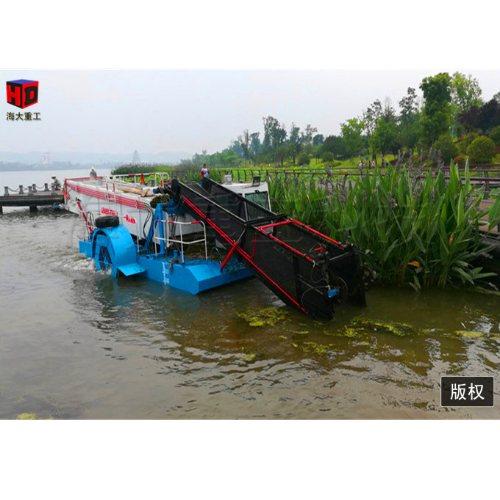 水电站用清漂船收费标准 水花生清漂船 海大重工 最新清漂船