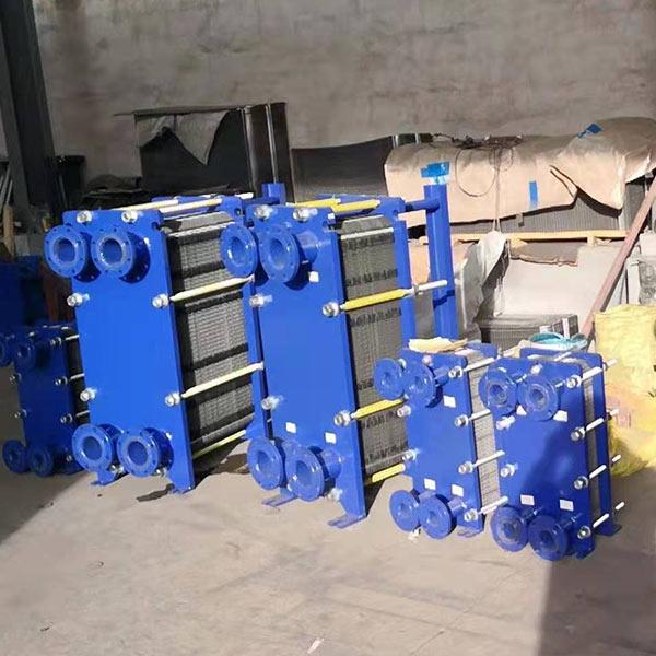 威海板式换热器定制 水暖板式换热器高效节能 旭辉