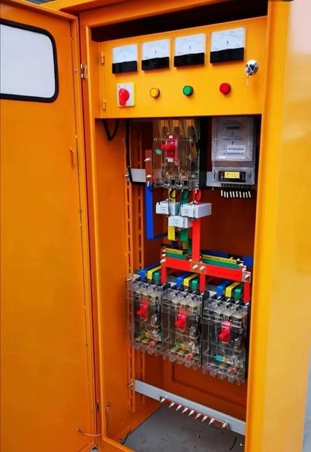 智能控制箱安装 智能控制箱 千亚电气 自动控制箱供应商