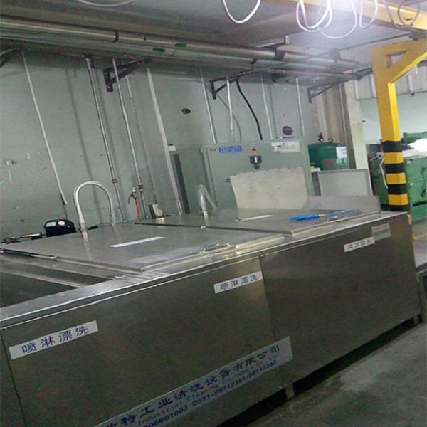 通过式高压喷淋清洗机生产厂 亚世特 济南高压喷淋清洗机供应