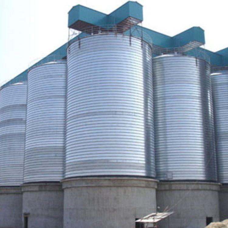 大型水泥储存仓加工厂 正阳 专业水泥储存仓厂子