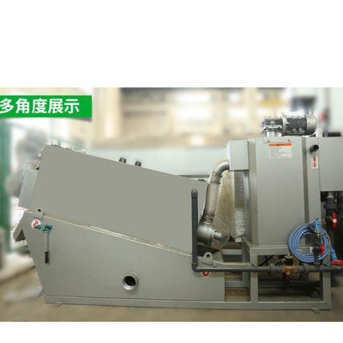 供应叠螺式污泥脱水机厂 江苏三机环保 叠螺式污泥脱水机