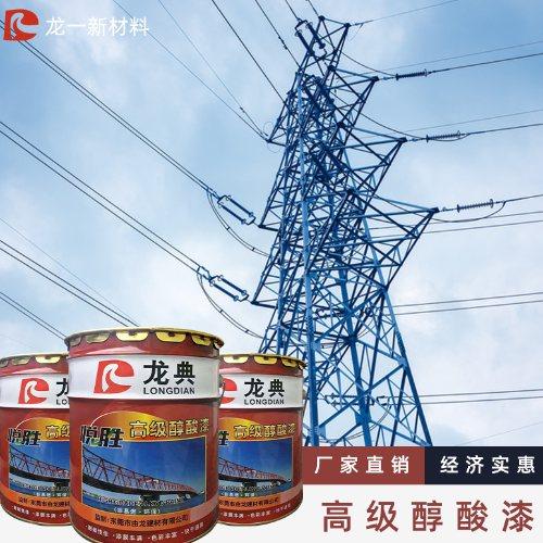 醇酸漆批发 东莞醇酸漆批发 由龙建材 东莞醇酸漆供应