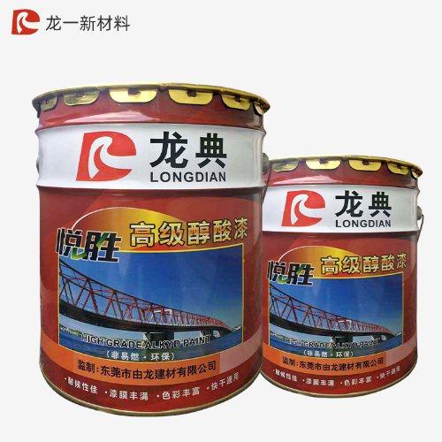 钢构专用漆供应商 东莞钢构专用漆供应商 由龙建材