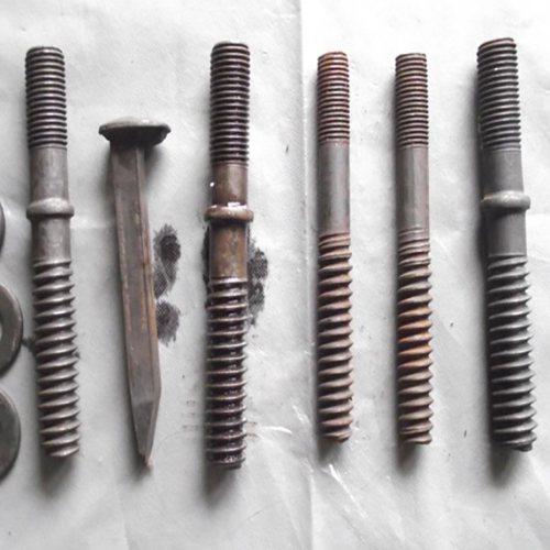 山桥工务器材 高强度螺旋道钉生产商 铁路螺旋道钉加工