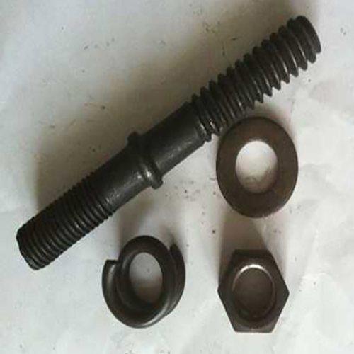 山桥工务器材 防腐螺旋道钉供应商 铁路螺旋道钉大量生产