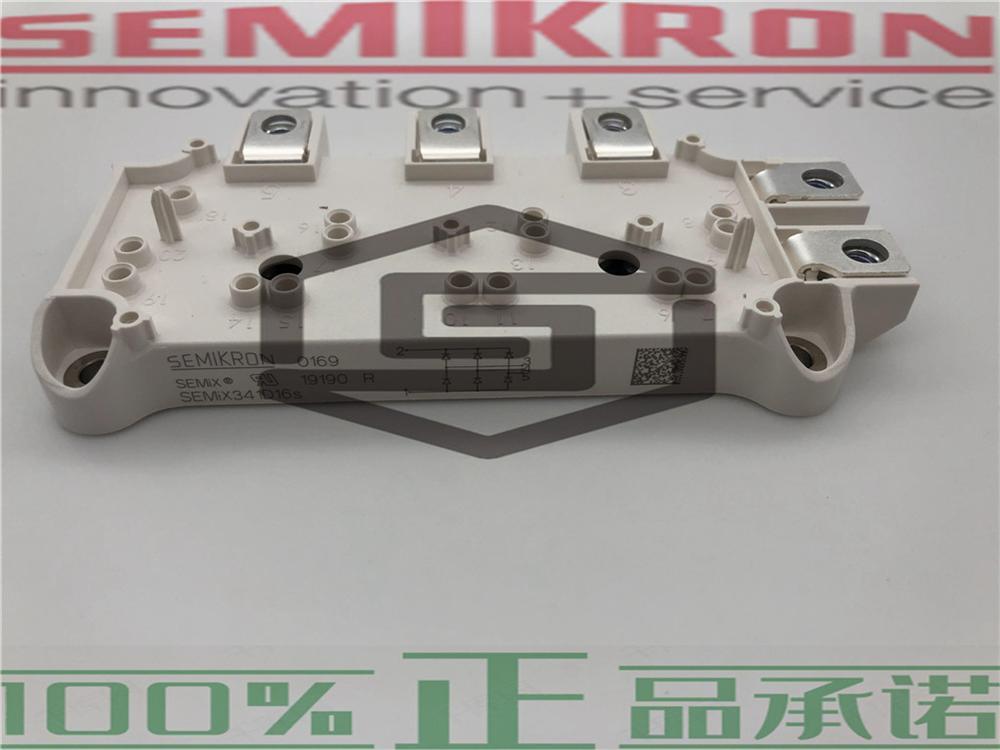 供应 SEMIKRON赛米控进口SEMiX201GD066HDs全新IGBT模块