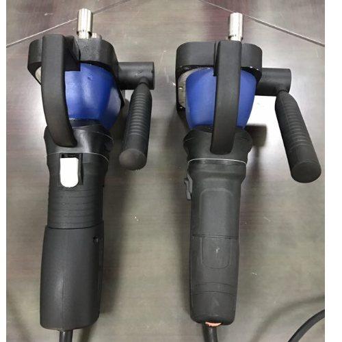 电动合缝机多少钱气动合缝机角铁法兰生产线 德州嘉迈机械