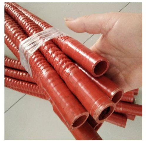 食品专用夹布加线硅胶管 宇星 优质夹布加线硅胶管批发