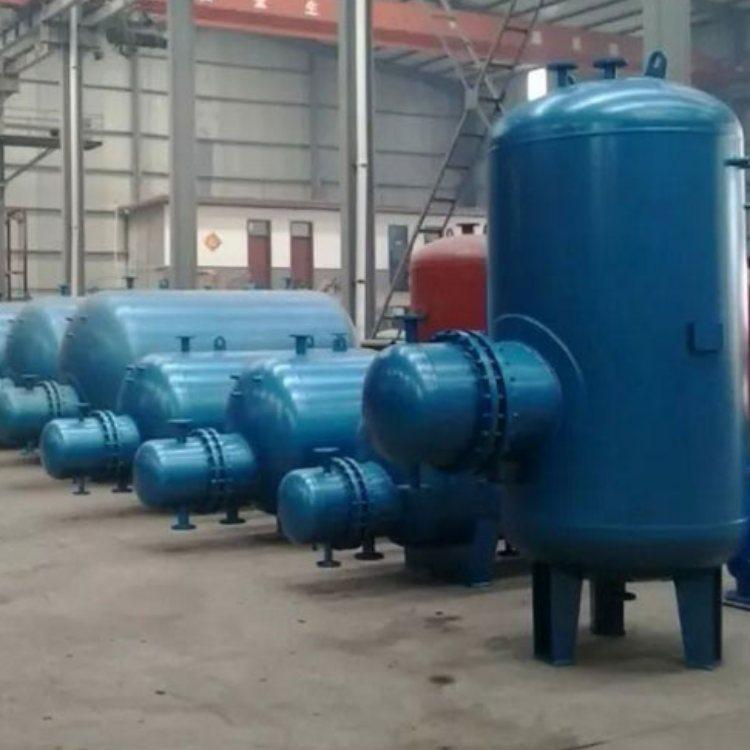 旭辉 立式容积式换热机组厂家现货供应 容积式换热机组出厂价销售
