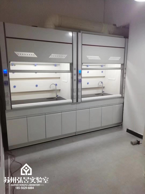 乌海食品检测全钢木实验台通风柜生产厂家 操作台 可加工定制